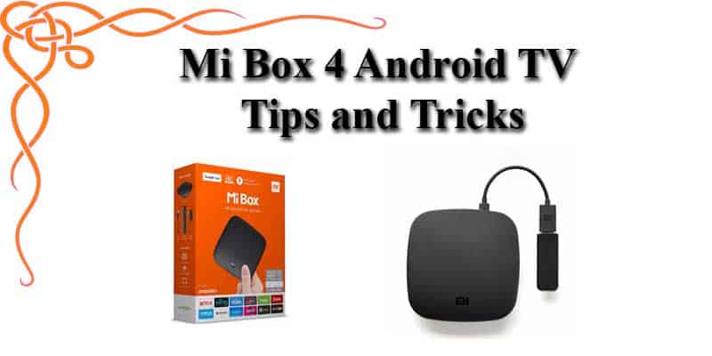 Mi box 4 android tv