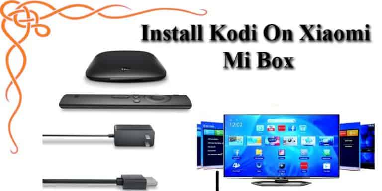 install Kodi On Xiaomi Mi Box 4
