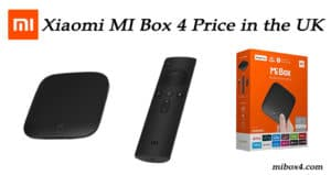 mi box UK price