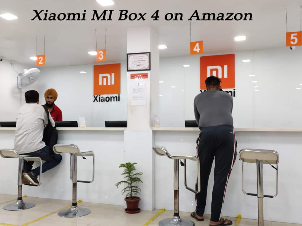 You Can Buy Xiaomi MI Box 4 on Amazon