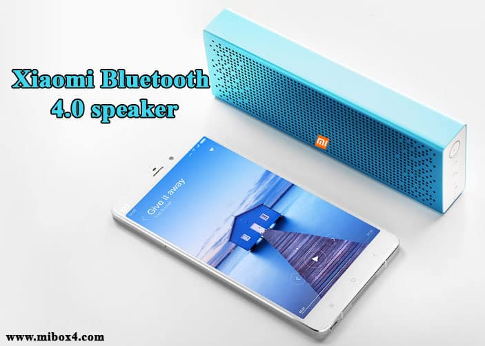 Xiaomi Mi Bluetooth Speaker – Quality Portable Bluetooth Speaker Review