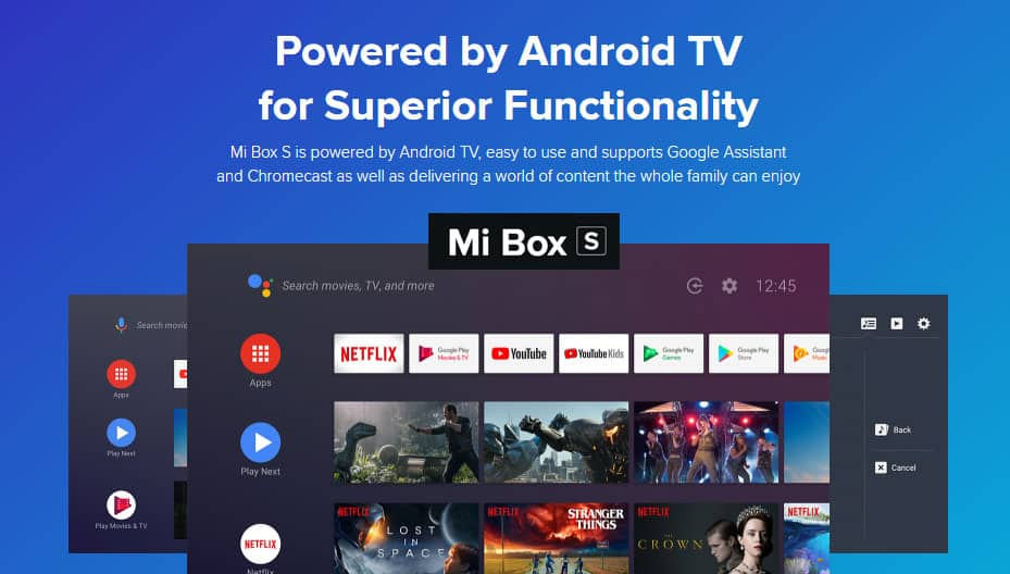 Xiaomi Mi Box S – 4K Android TV BOX Price and Review (Latest Version)